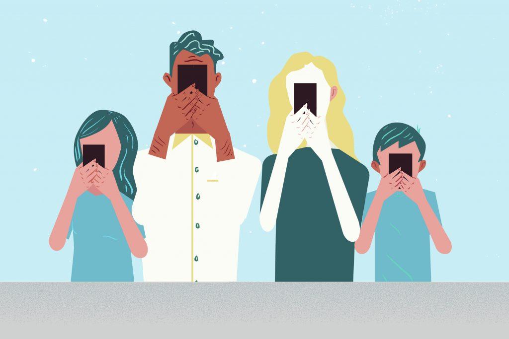 Solos pero conectados, lo que nos ha hecho la tecnología, volvamos a la esencia